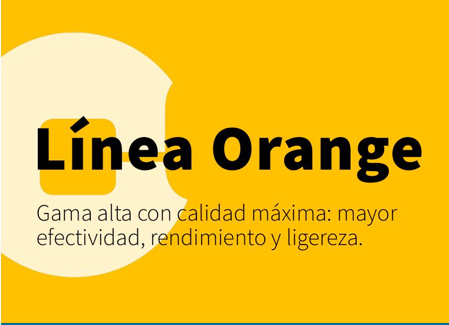 Línea orange
